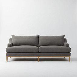 West Elm Montgomery Down-Filled Sofa (222 cm)