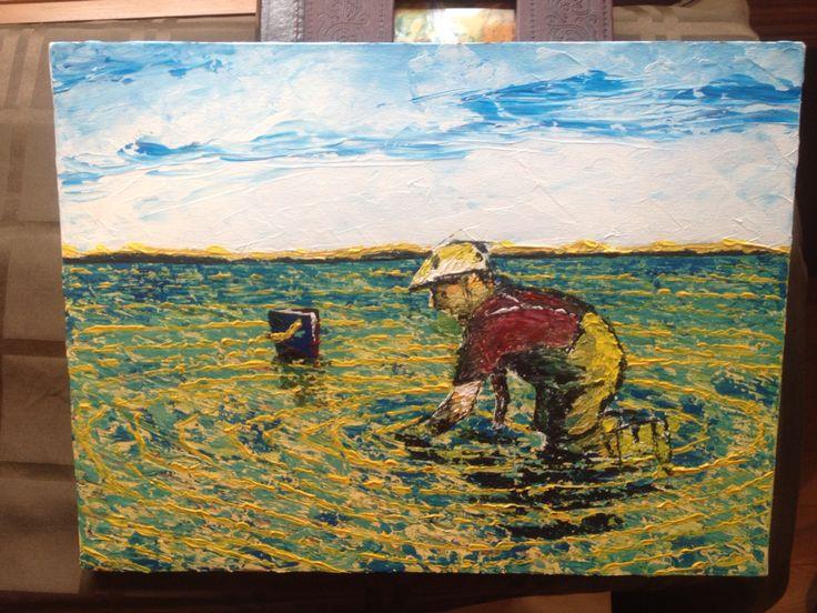 Pêche aux coques (mie), 200,00$
