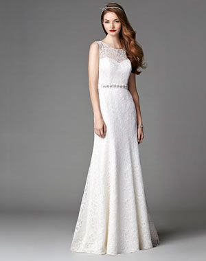 After Six Wedding Dresses. I'm in love with this dress