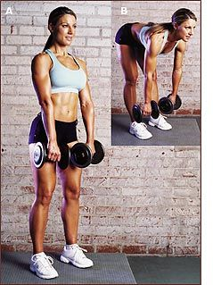 Ab, Thigh And Butt Blaster Workout