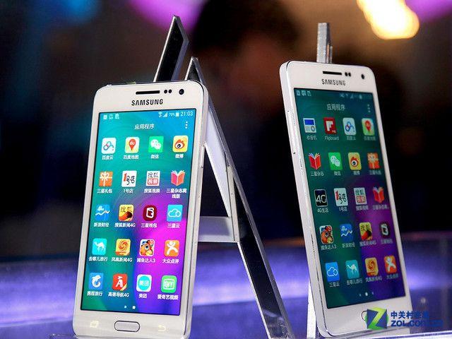 Spesifikasi Harga Samsung Galaxy A3, Ponsel 64-Bit Super AMOLED