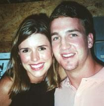 Who Is Peyton Manning's Wife | Peyton Manning's wife Ashley Manning (and now their twins too ...