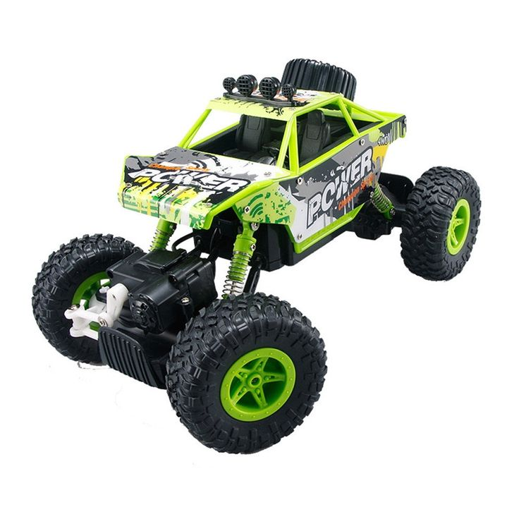 37.68$  Buy here  - High Quality 1/18 2.4GHZ 4WD Radio Remote Control Off Road RC Car ATV Buggy Monster Truck Remote Control Climbing Vehicle Model