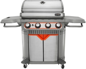 STOK grills that can leak gas are being recalled. No injuries have been reported.