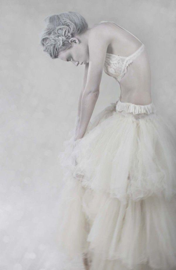 ☼ Midday Visions ☼ dreamy light & white art & photography -  Frantzeska Koukoula - balletic #frost