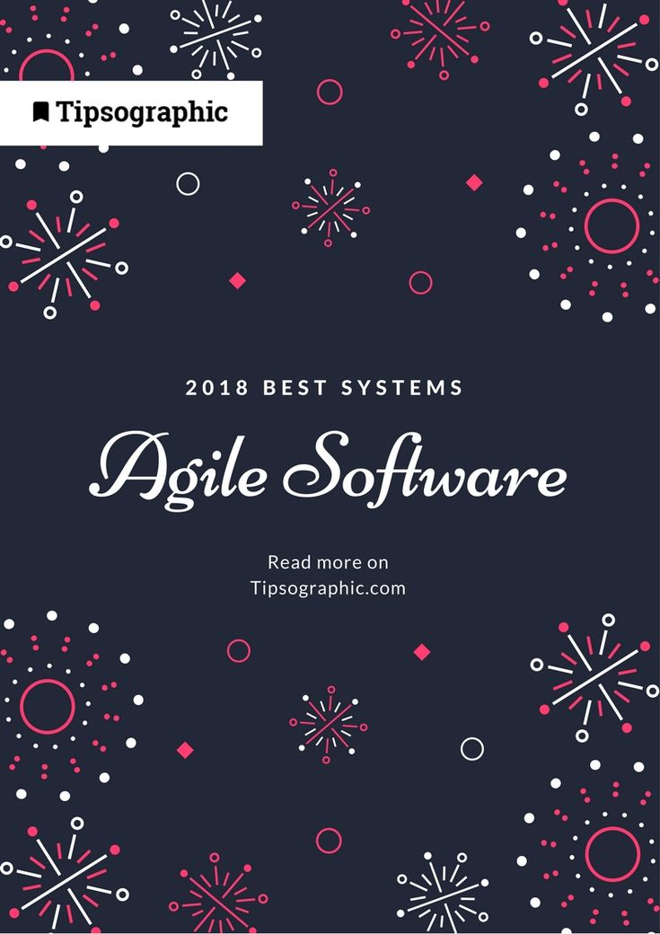 Agile Project Management Software: 2018 Best Systems  → Read more on Tipsographic.com   #projectmanagement #techtips #agile #devops #scrum #kanban #ai #cybersecurity #pmp #millennials #bestof2018 #pm #software #agilesoftware #agile #agile2018