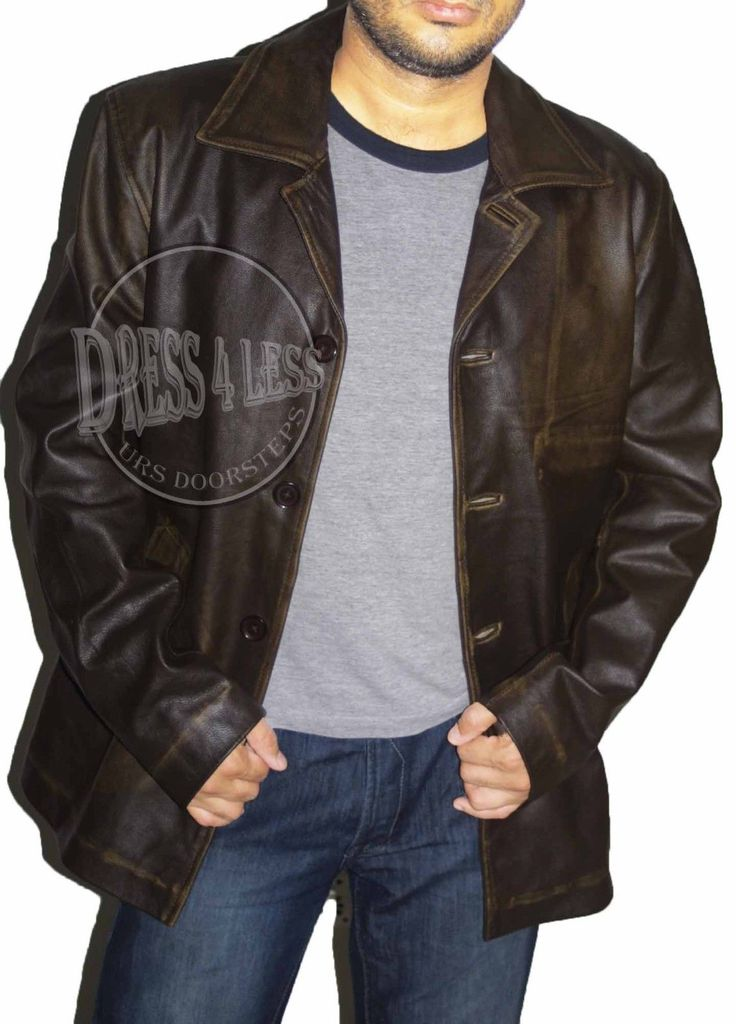 Supernatural Dean Jacket/Coat ALL SIZE AVAILABLE