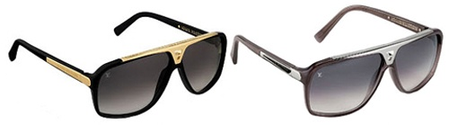 Louis Vuitton 'Evidence' Sunglasses «