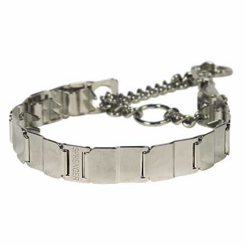 Special Offers - Herm Sprenger Collar Neck Tech  Stainless Steel  Snap Hook  19  Includes 10 Links - In stock & Free Shipping. You can save more money! Check It (April 07 2016 at 03:52AM) >> http://dogcollarusa.net/herm-sprenger-collar-neck-tech-stainless-steel-snap-hook-19-includes-10-links/
