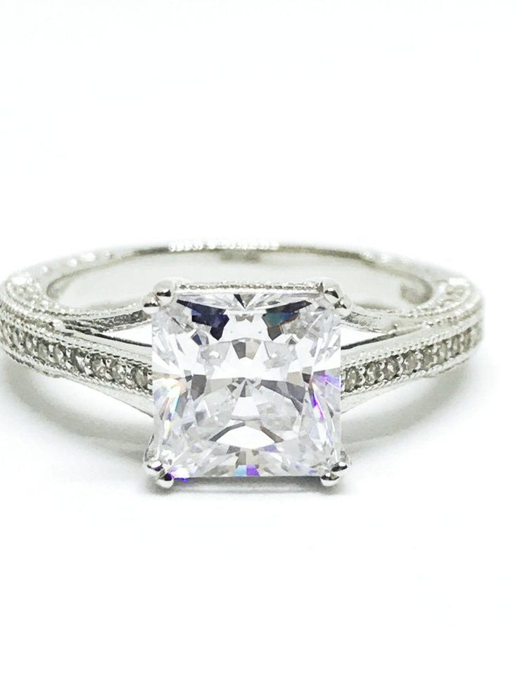 25 best Engagement Rings Princess ideas on Pinterest
