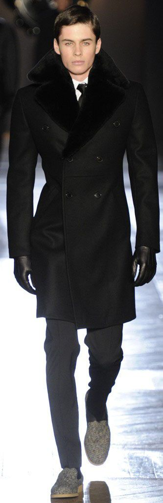 Viktor and Rolf. Speachless on the coat.- yes coats nice, but those shoes they seem so comfortable