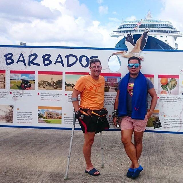 Hopping around the Caribbean #Lukedeards #lukesworldhop #Travel #Disabled #Amputee