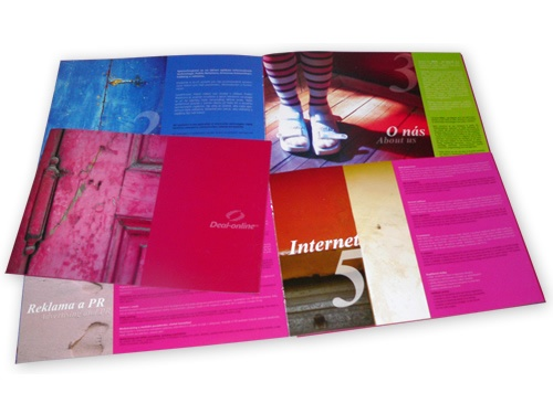 A brochure acts like a window to your company.  It is a great way to make a good impression on the customer