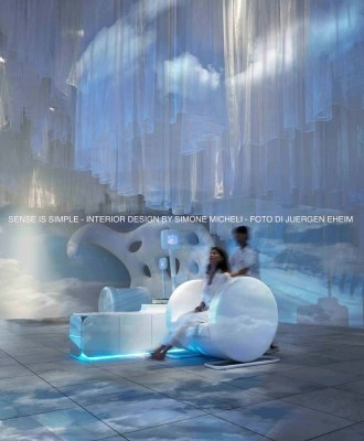 """""""SENSE IS SIMPLE"""" the SPA [by Gruppo Euromobil]"""