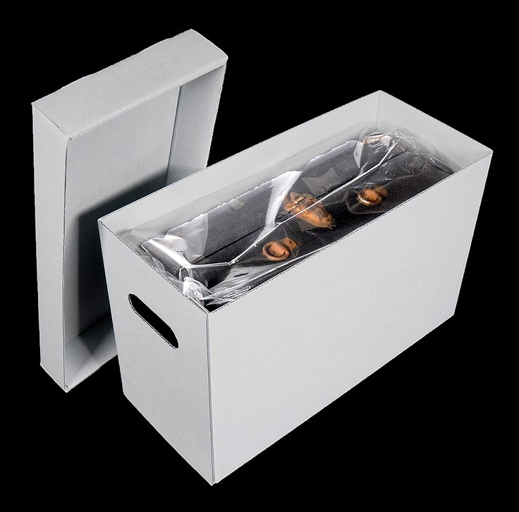 While Archival Methods Half Size Record Storage Carton Was Designed For Storing Files
