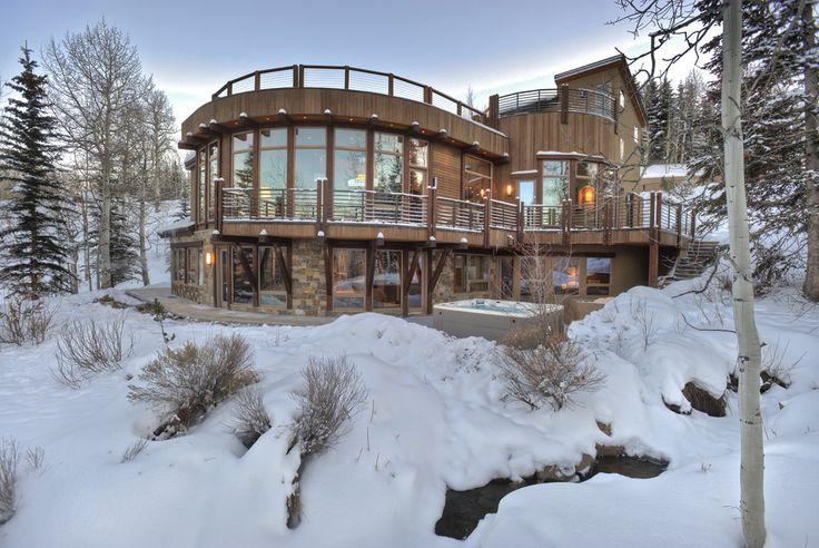 Roof Deck Yurt