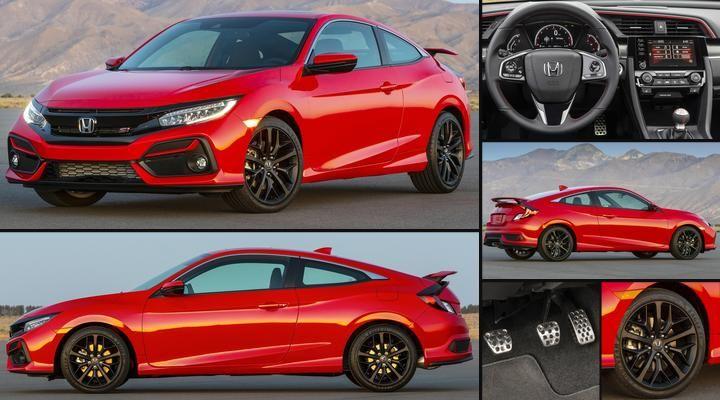 Honda Civic Si Coupe En 2020