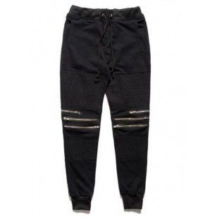 Zip it in! in your Balmain Thin Zip Compression Biker Jogging Pants http://superdap.com/bottoms/jogging-pants/balmain-thin-zip-compression-biker-jogging-pants-black #Balmain #Balmainjoggingpants #Balmainpants #urbanwear #streetfashion
