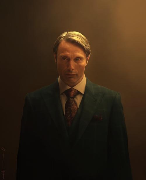 Hannibal Lecter - Hannibal (Mads Mikkelsen)