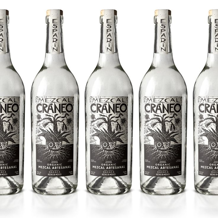 Celebrate Authentic Mexican Craftsmanship with Cráneo Organic Mezcal — The Dieline - Branding & Packaging Design
