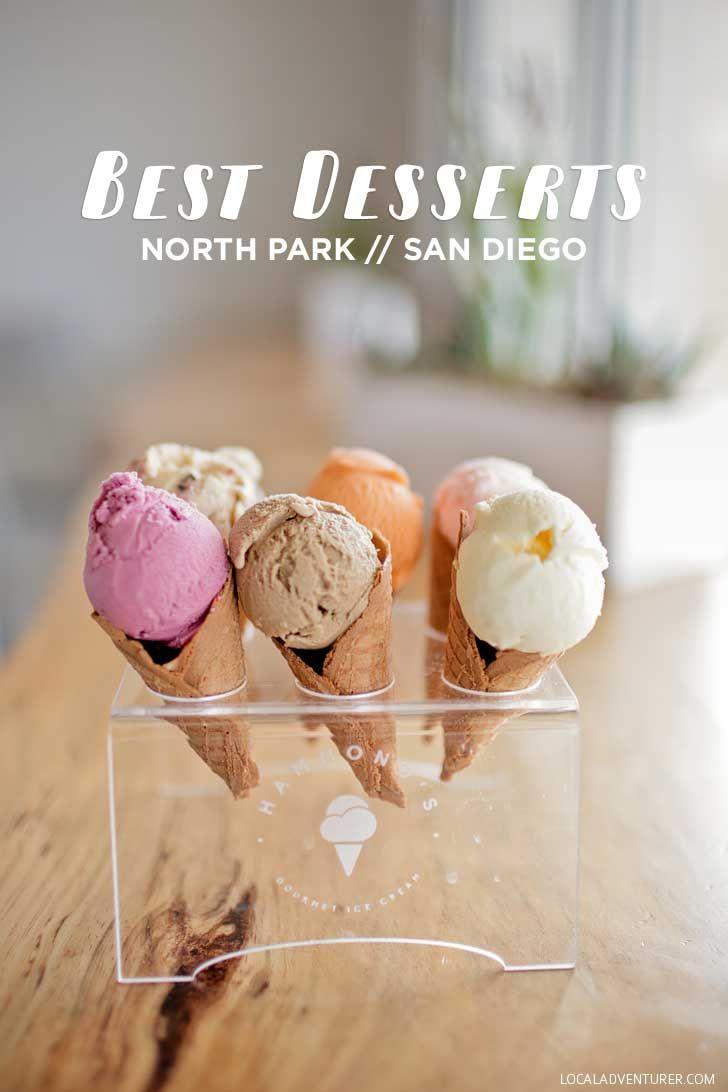 Best Desserts in North Park San Diego (North Park Neighborhood Guide) // localadventurer.com