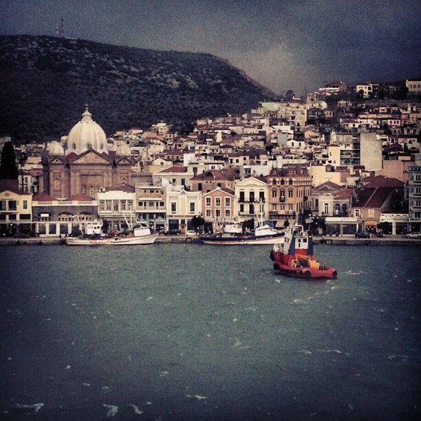 Λιμάνι Μυτιλήνης (Mytilini Port)