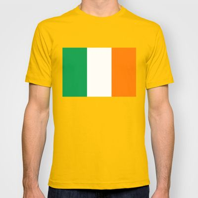 National flag of the Republic of Ireland - Authentic 3:5 Version T-shirt
