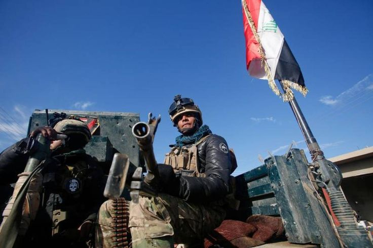 Iraqi PM says three months needed to eliminate Islamic State... - Thomson Reuters Foundation