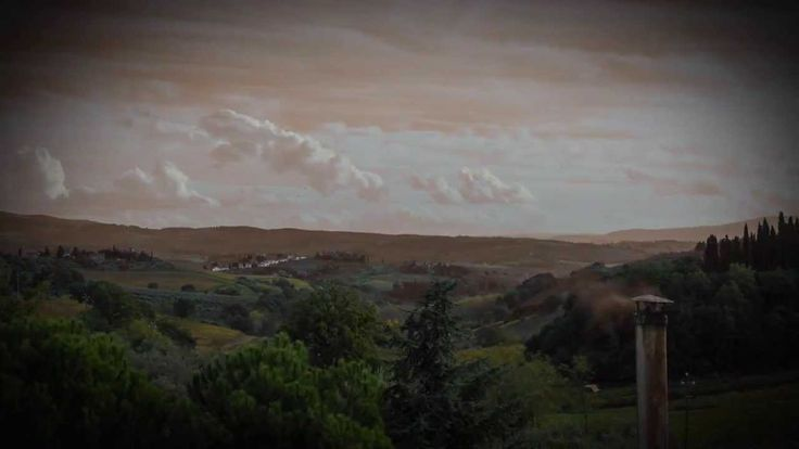 Time-Lapse - Campagna Toscana