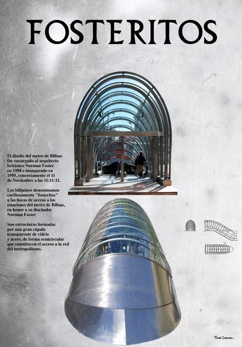 De Bilbao de toda la vida - Fosteritos, Norman Foster