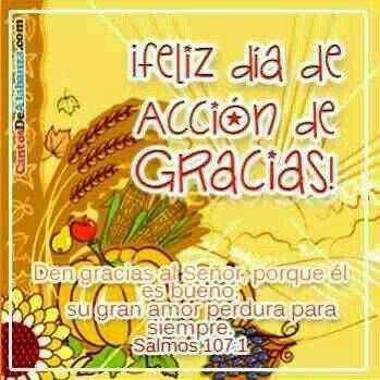 23 Best Acci 243 N De Gracias Images On Pinterest Gratitude