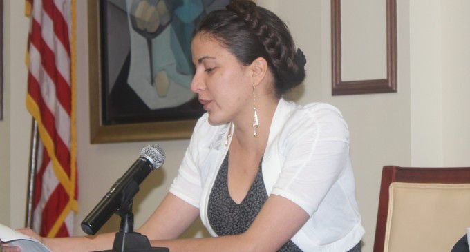 Caritate con Rosa María Payá   Neo Club Press Miami FL – AB Magazine