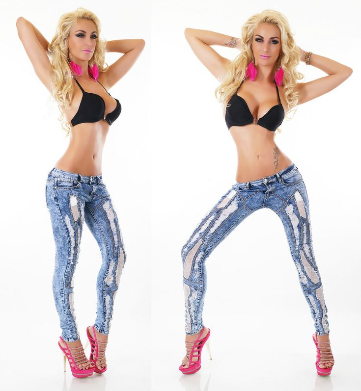 Sexy Damas Corte Bajo Hipster Skinny Jeans Destroyed Azul. Jeans TAMAÑO 6-14 | Clothes, Shoes & Accessories, Women's Clothing, Jeans | eBay!