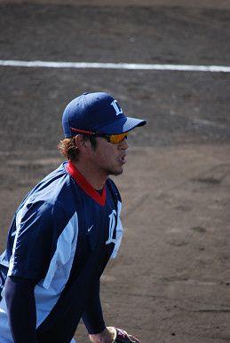 2011年 南郷キャンプ 埼玉西武ライオンズ 中島裕之選手