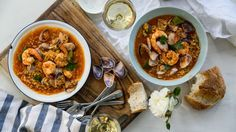 Fishermans Rice with Prawns and Pipis | What to Cook