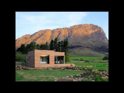 Ide Dekorasi Rumah Minimalis Afrika Selatan