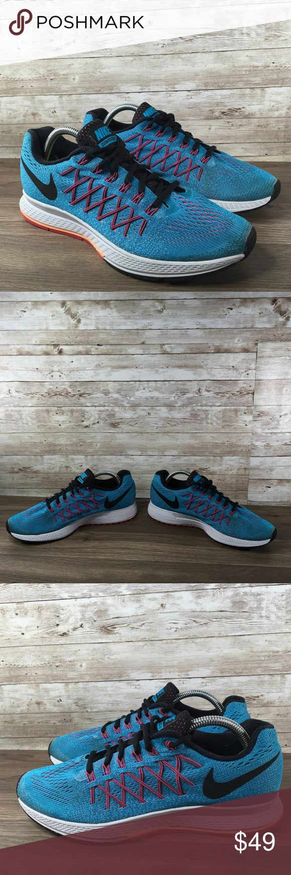 Nike Zoom Pegasus 32 Running Shoes Gently used. Smoke free. No box. We always ca…