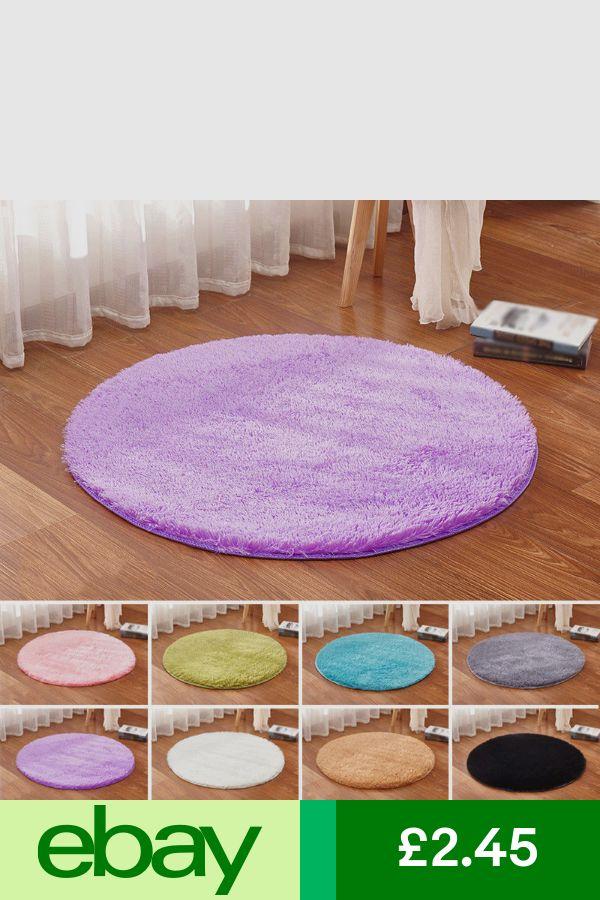 Rugs Home, Furniture & DIY #ebay   Fluffy rug, Room rugs ...