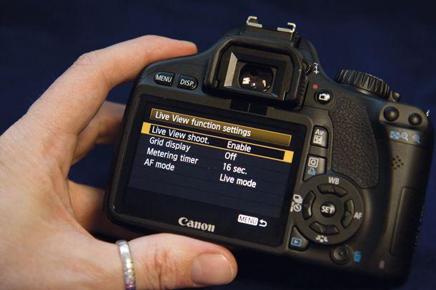 5 menu tweaks for Canon users