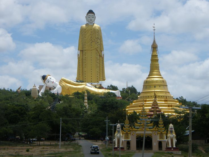 Monywa Bodhi Tataung