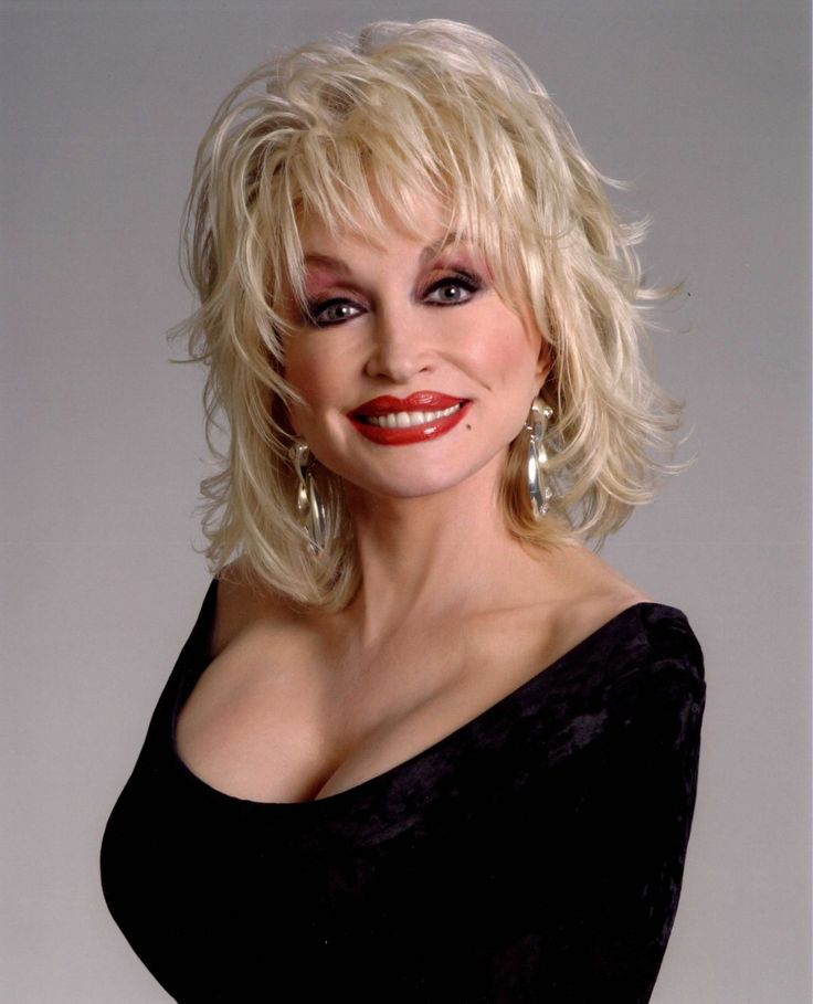 Love Dolly Parton's attitude!  She is 66 years old...and lovin' every minute :)
