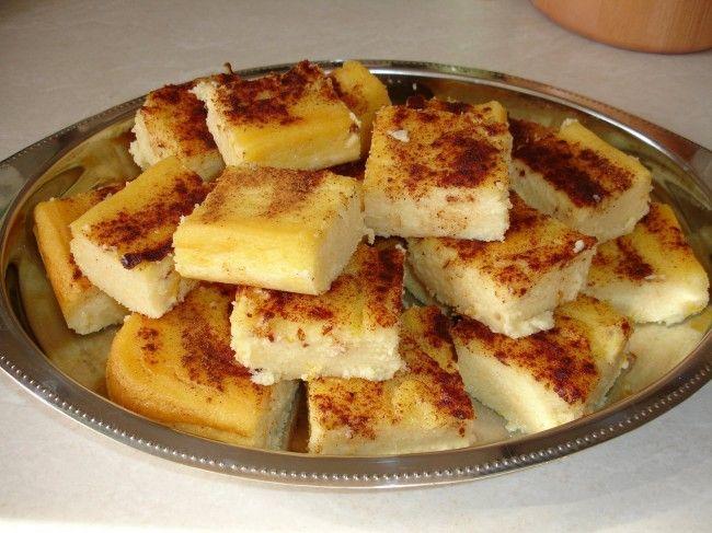 Συνταγή - Γαλατόπιτα χωρίς φύλλο εύκολα & γρήγορα | InfoKids