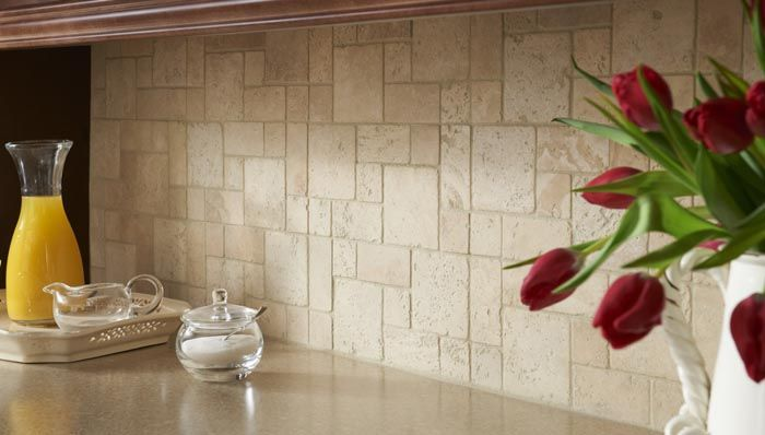 Do you have broken tile #grout in your kitchen or bathroom? Here's a simple guide to how to fix it yourself.