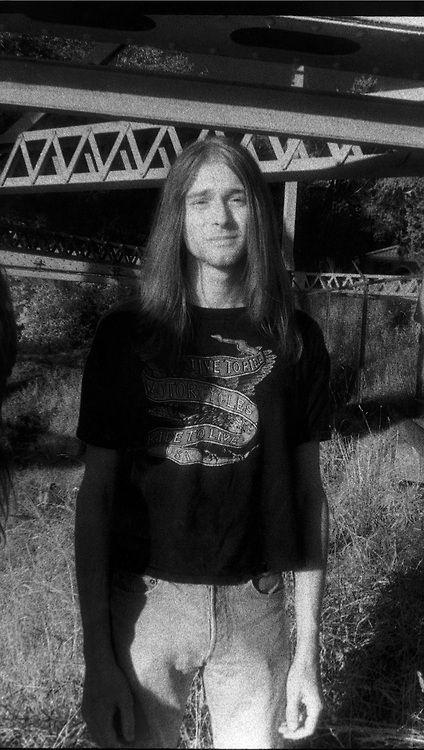 Kurt Cobain, Tacoma, September 1988