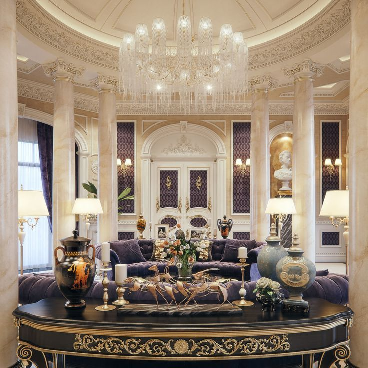 Luxuryinterior Design: Mansions Interior Berpr Fen Sie Mehr Unter Http