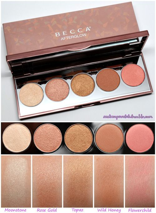 414 Best Makeup Swatches Images On Pinterest