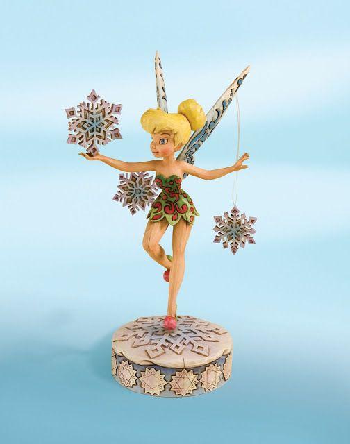 Disney tinkerbell figurines tinkerbell christmas tinkerbell figurines bewitched - Tinkerbell statues ...