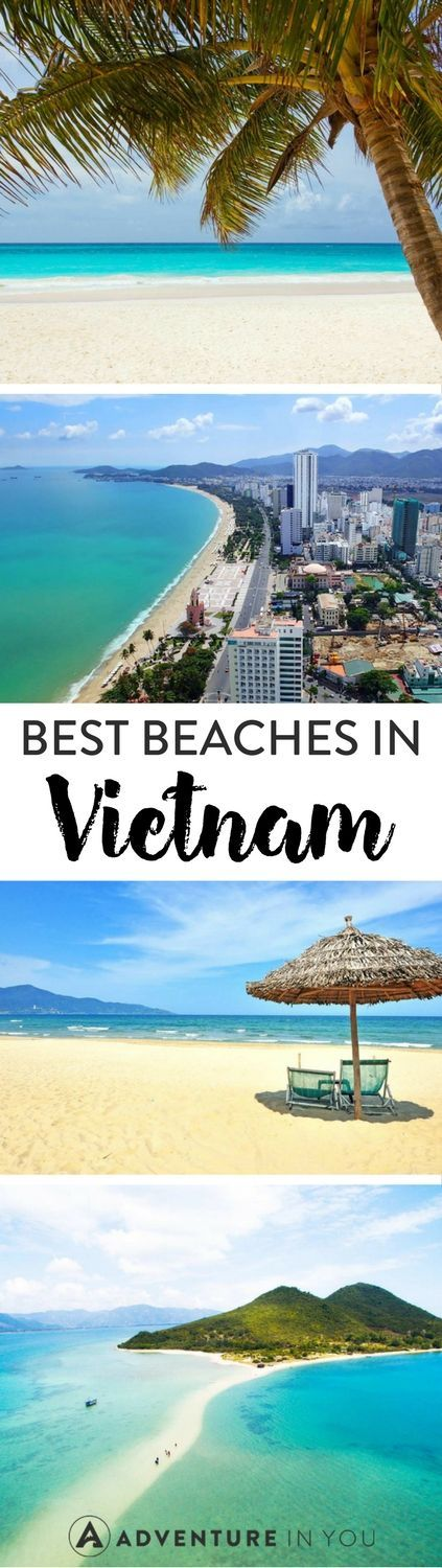 Vietnam Travel | Planning a trip to Vietnam? Here are some of its best beaches for those that want to enjoy a bit of sun and sand during your trip.