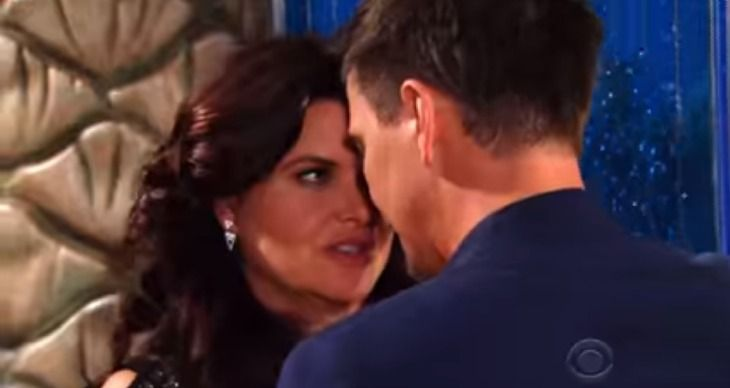 The Bold and the Beautiful's Wyatt Spencer (Darin Brooks) has been getting pretty close to his dad's ex-wife Katie Spencer (Heather Tom). B&B spoilers indicate that he is developing feelings for her, but the big question is, will he act on them? Affiliate links included below. Thanks for your s