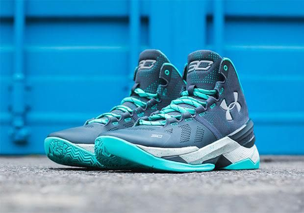 UA Curry 2 Rainmaker Release Details | SneakerNews.com